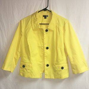 🎊50%OFF🎊 Yellow East 5th jacket